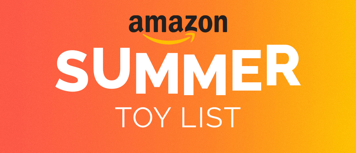 Amazon Summer Splash Page