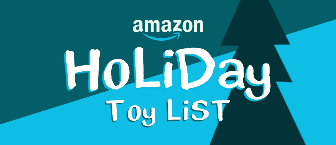 Amazon Holiday Splash Page